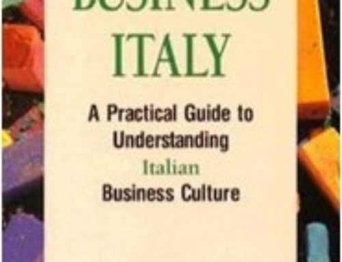 Business Italy: A Practical Guide To Italian Business Culture [Book Review]