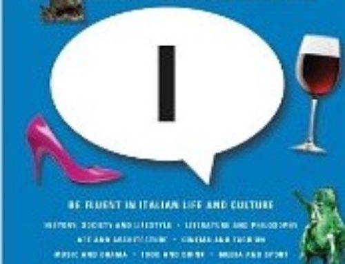 Speak The Culture: Italy [Book Review]