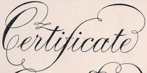 Certificate of Good Standing